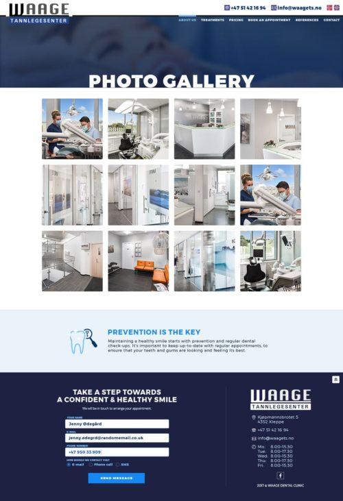 Zubní klinika Waage