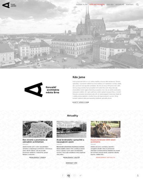 Kancelář architekta města Brna